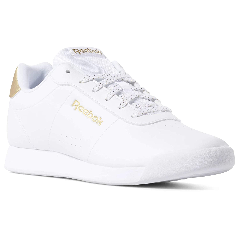 Blanc (blanc or Metallic 000) Reebok Royal Charm, Chaussures Multisport Indoor Femme 38 1 3 EU