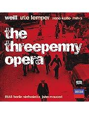 Weill Threepenny Opera
