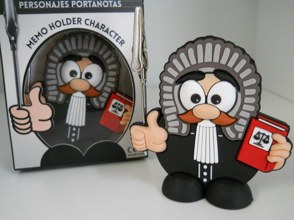 Portanotas abogado regalos abogados cumpleaños aniversario