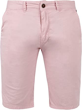Forex - Bermuda para Hombre de algodón Slim Fit, Color Rosa Rosa ...