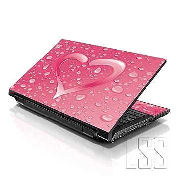 "LSS 15 ""y 15,6 pulgadas portátil notebook piel Sticker Cover Art vinilo"