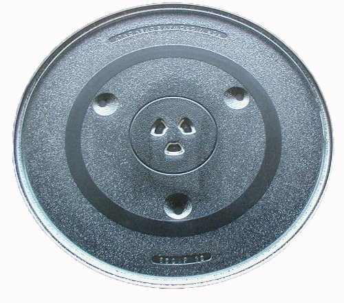 Oster Microwave Glass Turntable Plate / Tray 12 3/8'' by Oster