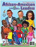 African American Leaders Coloring Book (8.5x11)