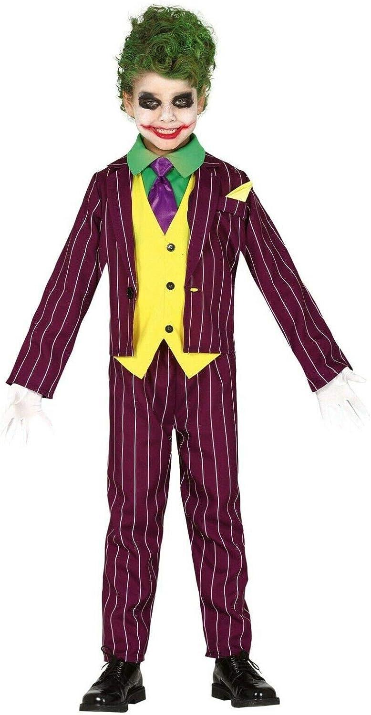 Fancy Dress Queen Disfraz de Joker Assassin para niños, Disfraz de ...