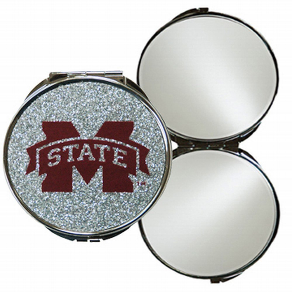 NCAA Mississippi State Bulldogs Compact Mirror