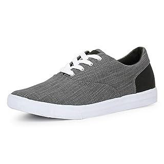 Burnetie Men's Grey CVO Sneaker 12 M US