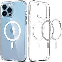 Spigen Ultra Hybrid Mag etui kompatybilne z iPhone 13 Pro Max - białe