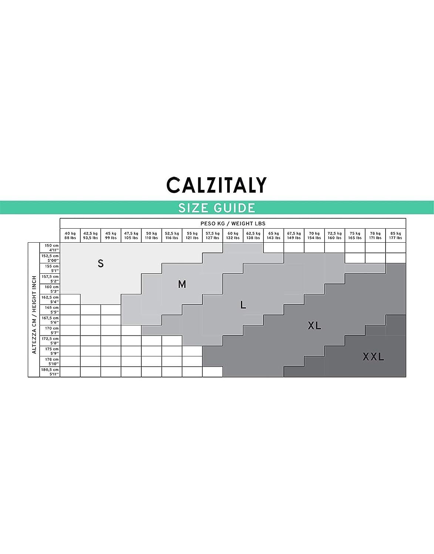 NATURAL CALCETER/ÍA ITALIANA   M L NEGRO MEDIAS A COMPRESION MEDIA 70 DEN 10-14 mm//Hg MEDIAS AUTOADHESIVAS XL S