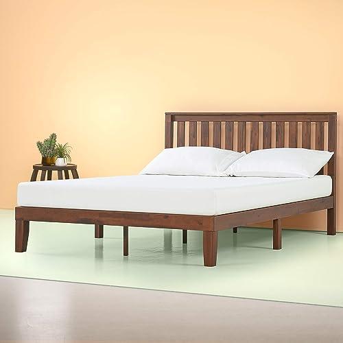 Zinus Vivek 12 Inch Wood Platform Bed
