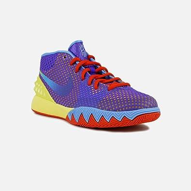 best service 7add6 1798b Amazon.com   Nike Kyrie 1 Saturdays GS Purple Blue Yellow Red 5Y    Basketball
