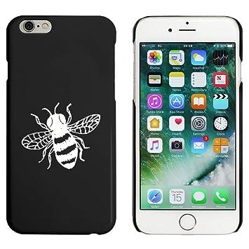 Negro Miel de Abeja Funda / Carcasa para iPhone 6 y 6s ...