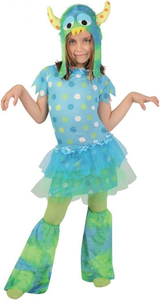 Disfraz de Monstruo (Talla 4-6 a?os): Amazon.es: Juguetes y juegos