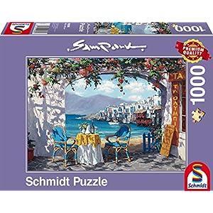 Schmidt Puzzle Rendez Vous A Mykonos Sam Park 1000 Pezzi 59396
