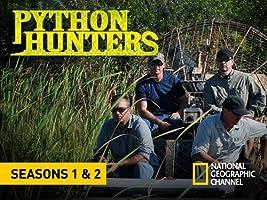 Python Hunters Seasons 1 & 2