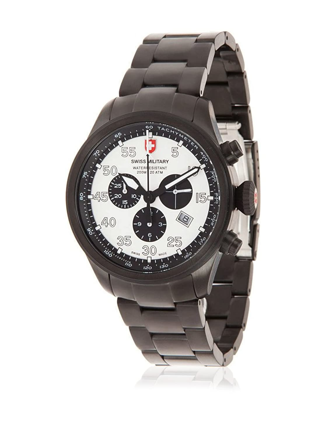CX Swiss Military Watch Hawk Nero Chronograph 2730