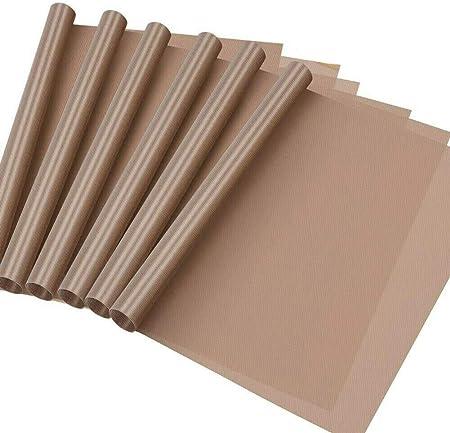 Teflon Cover Sheet 16X16 Transfer paper Iron on heat