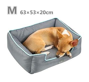 Amazon.com: Pecute Cama de perro, cama de mascota resistente ...