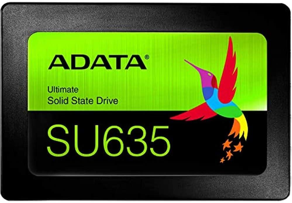 ADATA SU635 960GB 3D-NAND SATA 2.5 inch Internal SSD (ASU635SS-960GQ-R)