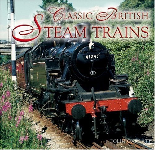 - Classic British Steam Trains