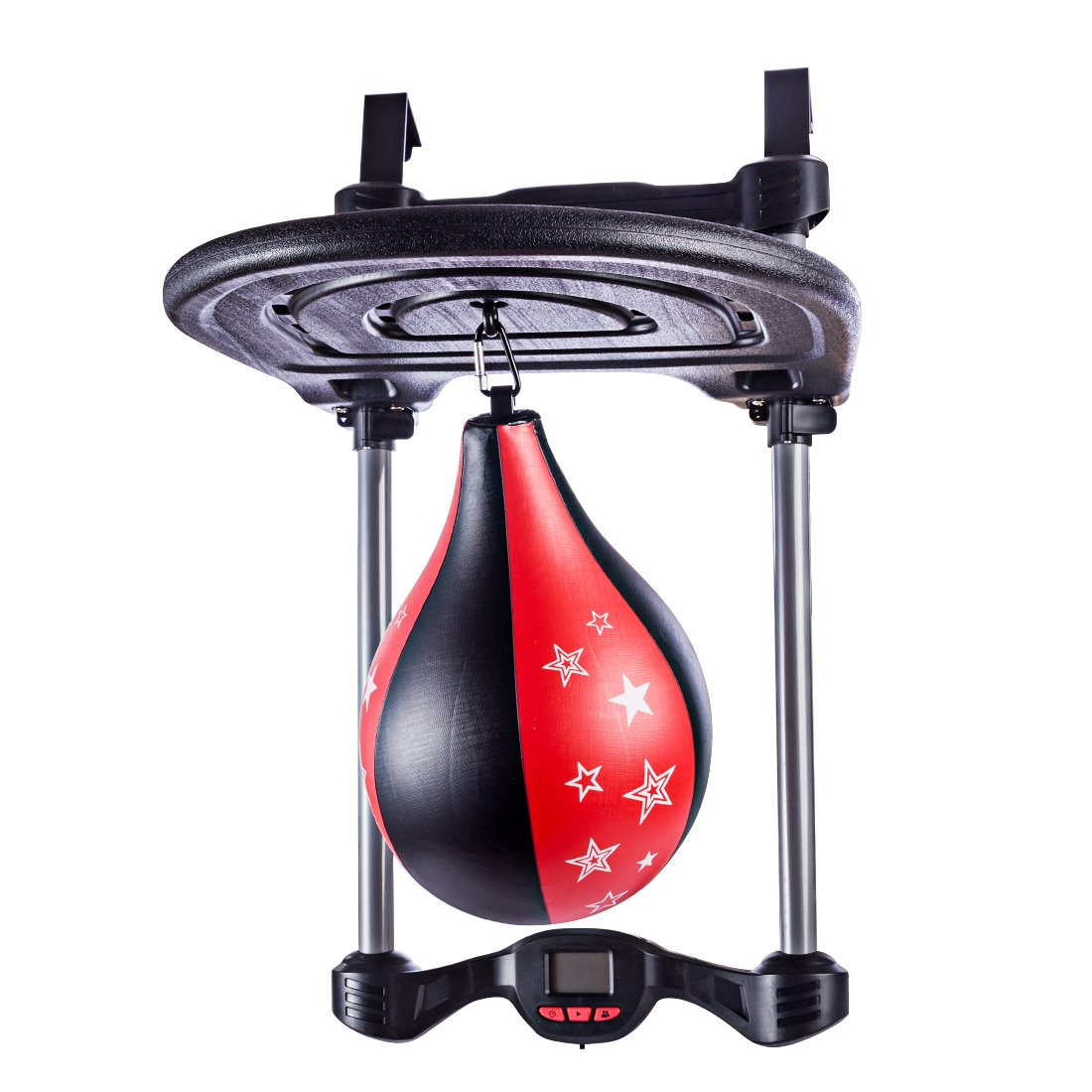 IIKA Kids Punching Bag Punching Ball with Timer Hanging Style for Children Boxing Sports Boxing Ball Toys