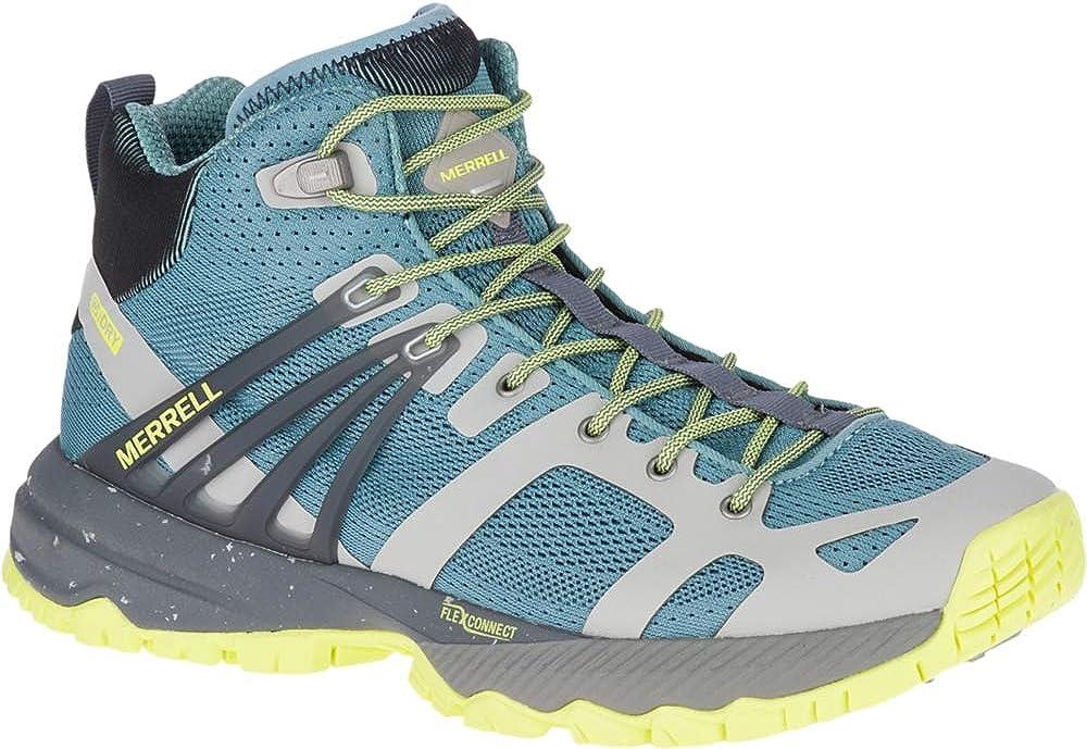 Merrell Mqm Ace Mid Waterproof Hiking Boot