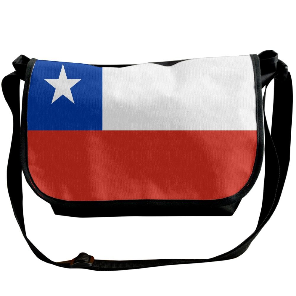 8de7acb483e5 best Futong Huaxia Flag Of Chile Travel Messenger Bags Casual ...