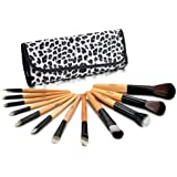Glow Professionelles Make-up-Pinsel-Set, 12-teiliges Set