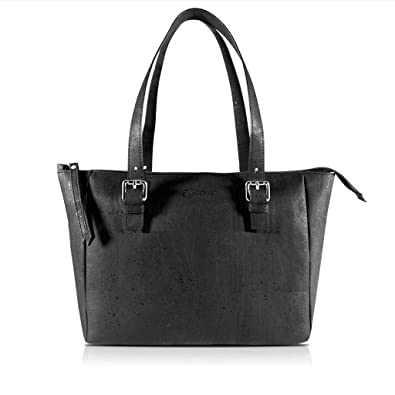 18edb32a5d00 Amazon.com  Corkor Cork Purse Vegan Handbag for Women