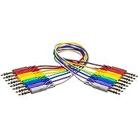 Hosa CSS845 - Cable patch jack TSR (6.3 mm, patch, balanceado)