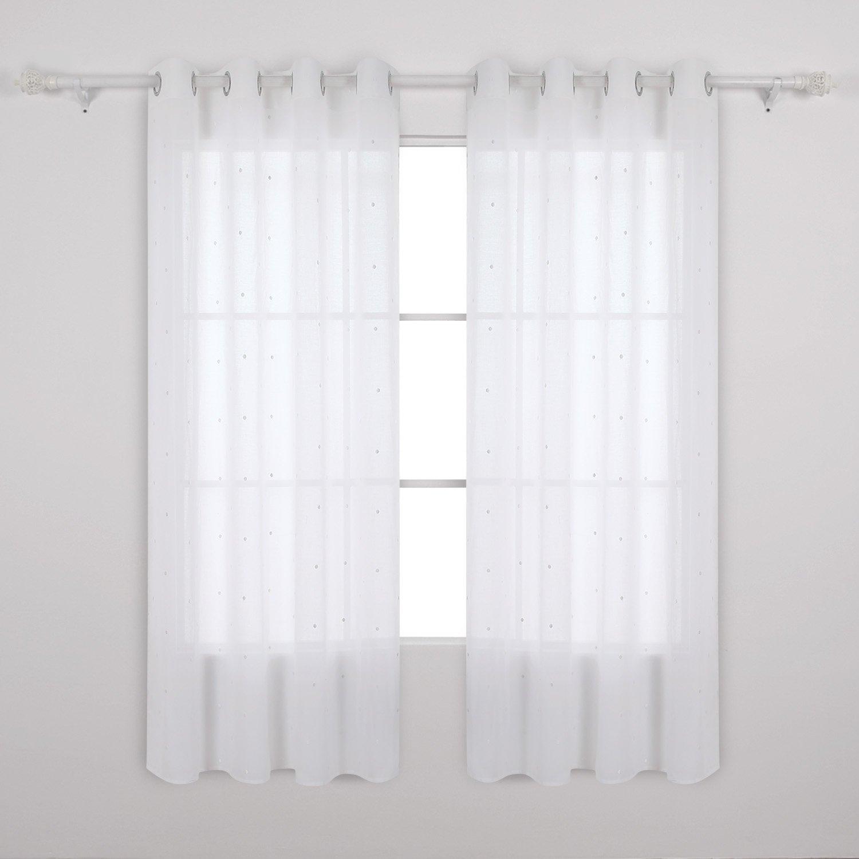 Décoration de fenêtres Décoration de la maison Doconovo Lot ...
