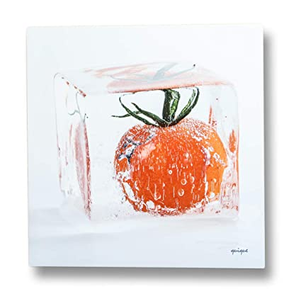 Amazon com: Kitchen Decor Photography of Vegetables or Fruits Inside