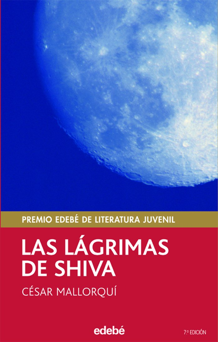 Amazon.com: Las lágrimas de shiva / The Tears of Shiva (Periscopio/ Periscope) (Spanish Edition) (9788423675104): César Mallorquí: Books