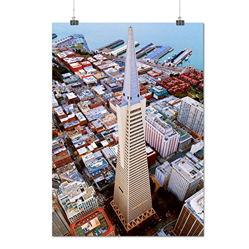 [Tall Skyscraper Big City Life Matte/Glossy Poster A3 (12x17 inches) | Wellcoda] (Sassy Big Bird Costume Review)
