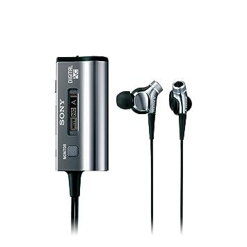 Sony MDR NC 300 D - Auriculares HiFi con minimizador del ...