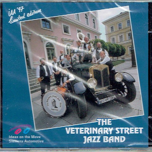 The Veterinary Street Jazz Band-IAA 97-LIMITED EDITION-CD-FLAC-1997-VOLDiES Download