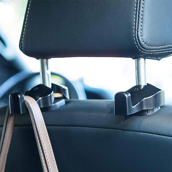 Auto Car Seat Back Hanging Hook Holder Universal Headrest Mount Hanger Hook W
