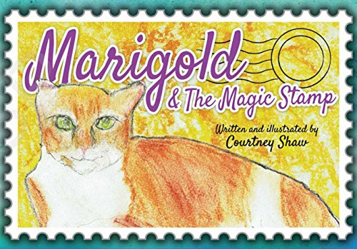 Marigold and the Magic Stamp