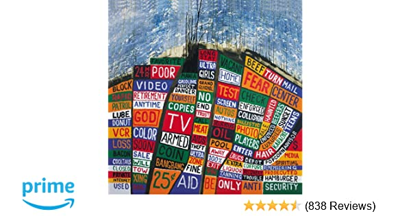 Radiohead - Hail To the Thief (Special Collectors Edition) - Amazon.com Music