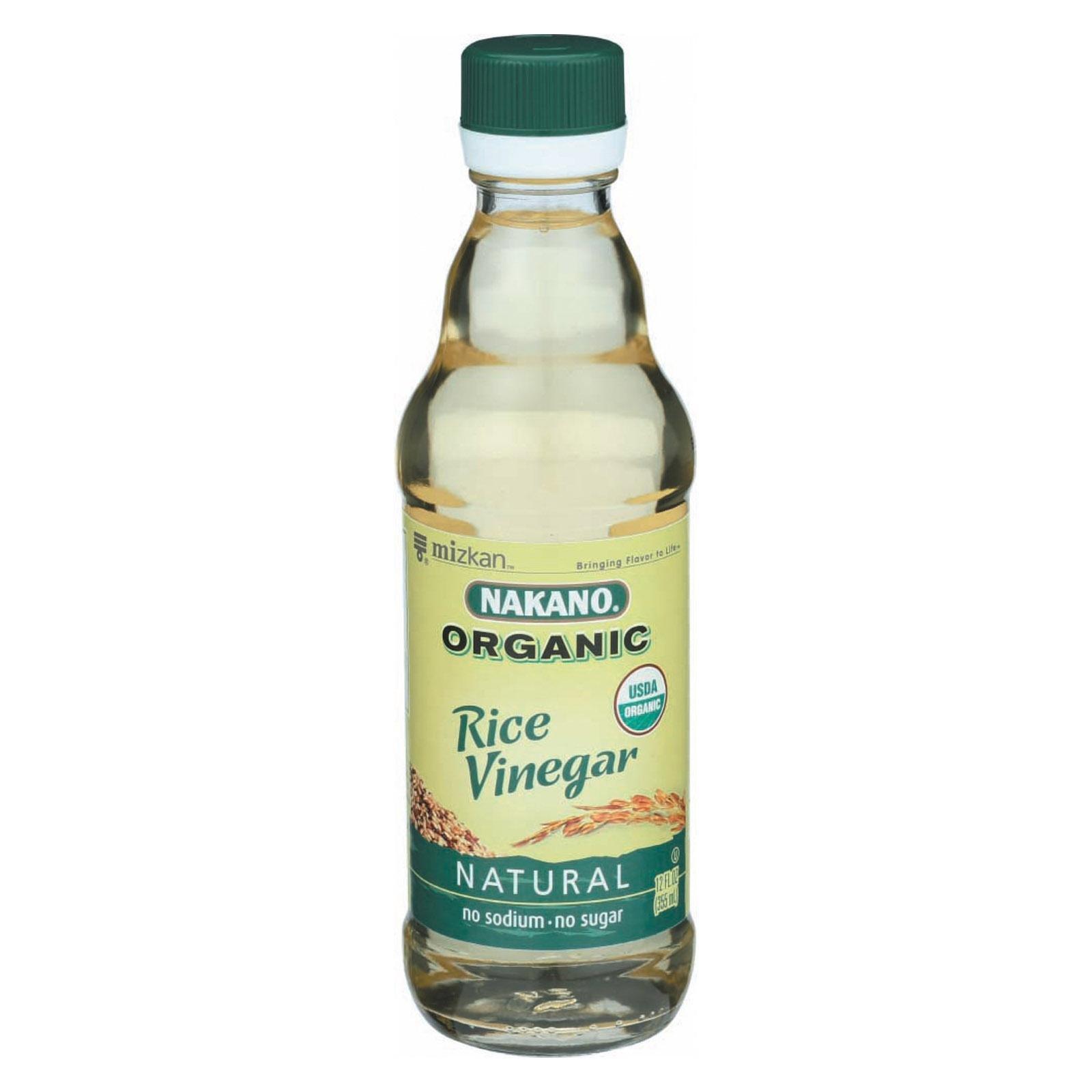 Nakano Vinegar Rice Natural Organic, 12 oz