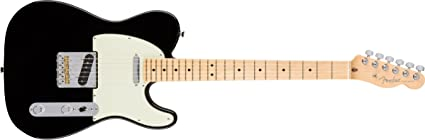 Fender AM Pro Telecaster MN BK · Guitarra eléctrica: Amazon.es ...
