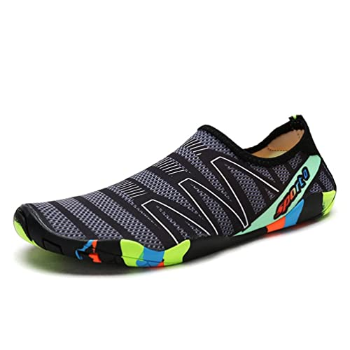 XIGUAFR - Zapatillas para El Agua de Lona Unisex Adulto: Amazon.es: Zapatos y complementos
