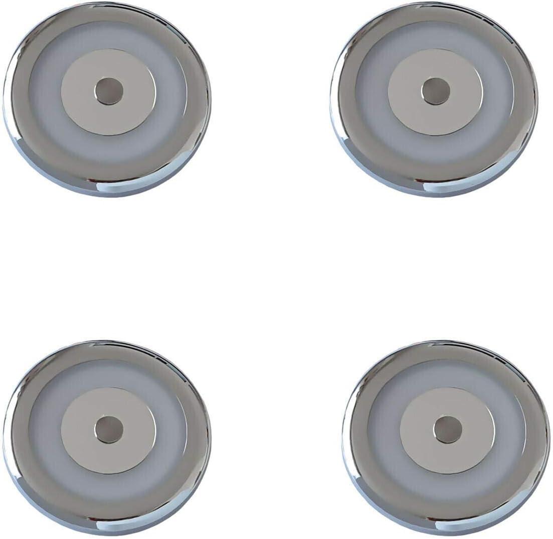 Marvix 4 x LED 12 V 24 V Deckenlampe Wohnmobil Boot Downlights