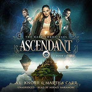 Ascendant: The Revelations of Oriceran Audiobook