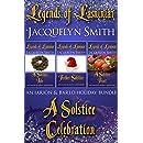 Legends of Lasniniar Holiday Bundle: A Solstice Celebration (A World of Lasniniar Epic Fantasy Series Collection) (The World of Lasniniar)