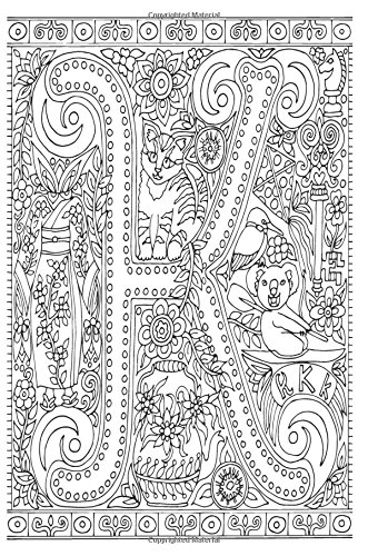 "Download Color My Cover Journal - Creative Alphabet - K: 100 page 6"" x 9"" Ruled Notebook: Coloring Journal, Blank Notebook, Blank Journal, Lined Notebook, Blank Diary (Volume 11) ebook"