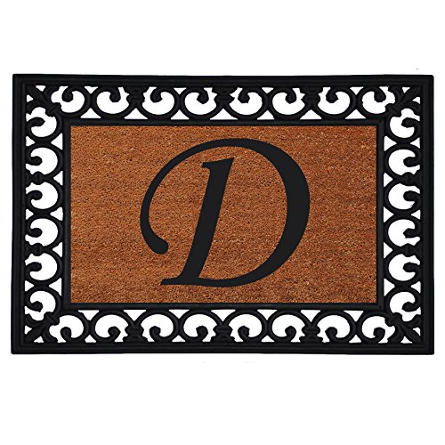 (Home & More 180041925D Inserted Doormat, 19