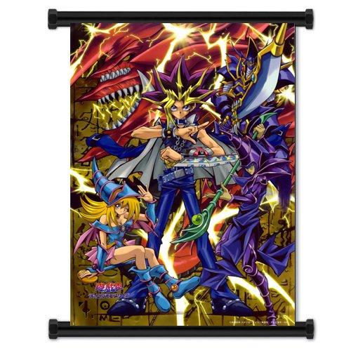 Yu-Gi-Oh! Anime Fabric Wall Scroll Poster Wp -Yu Gi Oh- 5