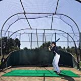 Green Batting Mat Pro (unlined)