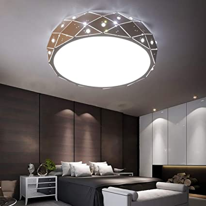 Ceiling Lamps With Crystal Indoor Lighting For Bedroom 10 ...