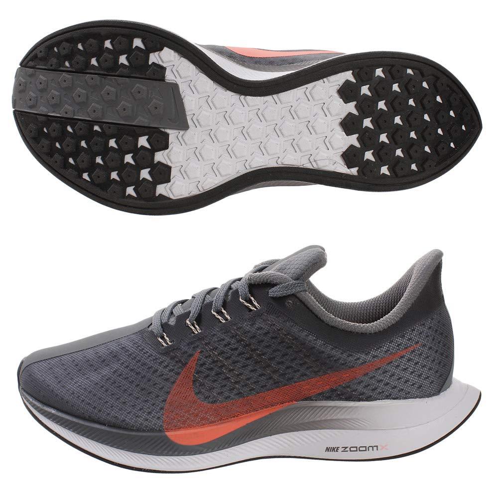 MultiCouleure (Cool gris Lava GFaible Dark gris noir 000) 36.5 EU Nike W Zoom Pegasus 35 Turbo, Chaussures d'Athlétisme Femme